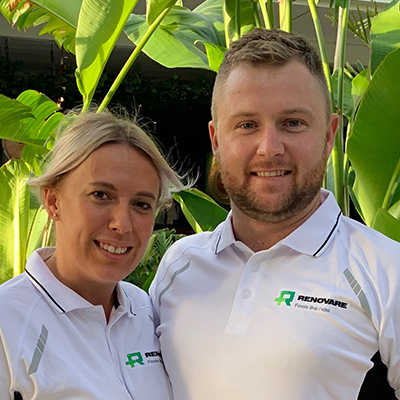 Cameron and Gabby Smith | Home Renovations Brisbane North – Renovations Builders Brisbane North | Renovare Chermside Home Page Featured Image
